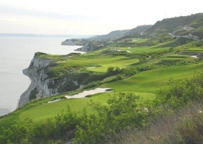 Golf-Gruppenreisen: Thracian Cliffs (Thracian Cliffs Golf Course)