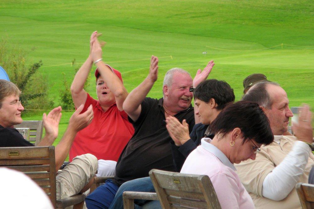 Single-Golfreisen: Algarve (Ryder Cup Turnier / Siegerehrung)
