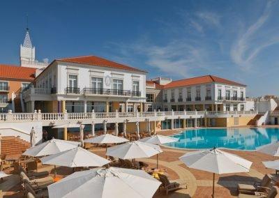 Golf-Gruppenreisen: Praia d'El Rey (Marriott Hotel)