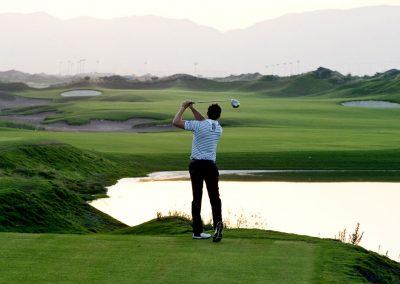 Golf-Gruppenreisen: Sultanat Oman (Golfcourse Ghala Valley)