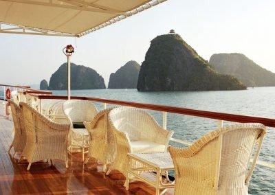 Golf-Gruppenreisen: Vietnam & Kambodscha (EMERAUDE Cruise, Flusskreuzfahrt)