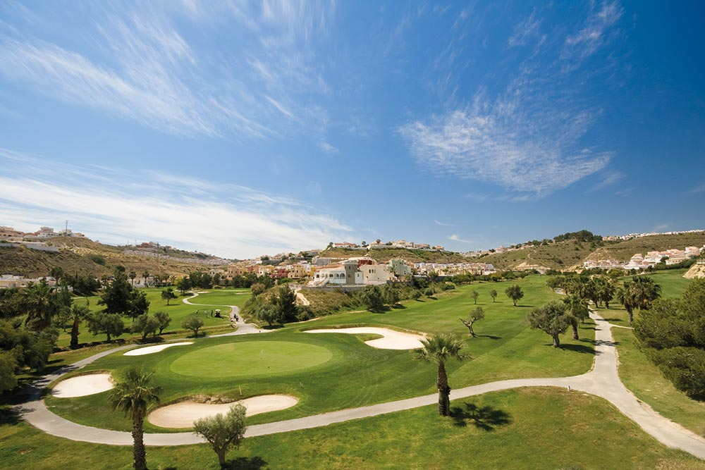 Single-Golfreise-Costa-Blanca-2019-Oktober-La-Finca-Golfplatz