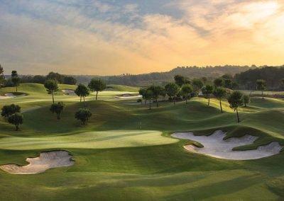 Single-Golfreise-Costa-Blanca-2019-Oktober-Las-Colinas-Golfplatz