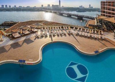 Silvester-Golfreise-Kairo-2019-Intercontinental-Cairo-Semiramis