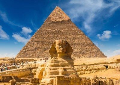 Silvester-Golfreise-Kairo-2019-Sphinx-und-Pyramide