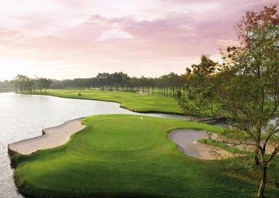 Silvester-Golfreise-Thailand-ThanaCity-GC-Golfplatz