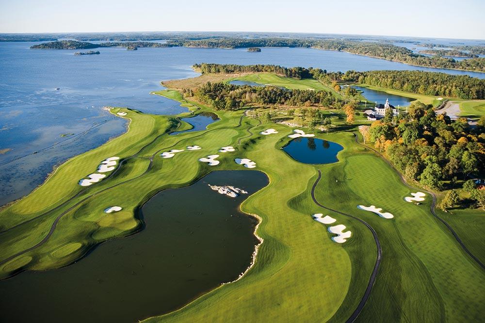 Golf-Gruppenreise-Stockholm-Bro-Hoff-Slott-GC