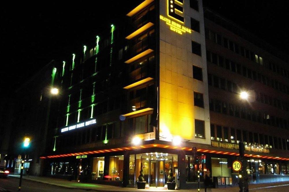 Golf-Gruppenreise-Stockholm-Hotel-Eden-Park-Nacht