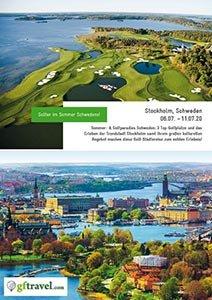 Golf-Gruppenreise-Stockholm-Prospekt-Cover