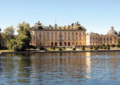 Golf-Gruppenreise-Stockholm-Schloss-Drottningholm
