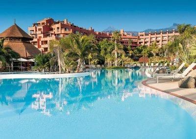 Golf-Gruppenreise-Teneriffa-Sheraton-La-Caleta-Resort-Pool