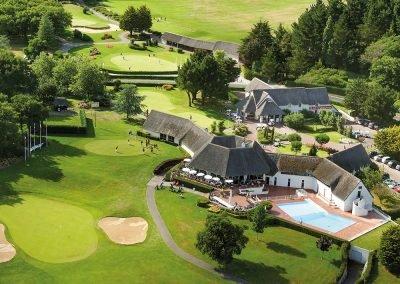 Golf-Gruppenreise-bretagne-Club-House