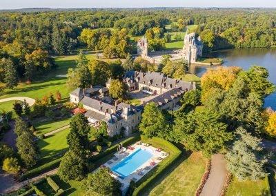 Golf-Gruppenreise-bretagne-Domaine-de-la-Bretesche