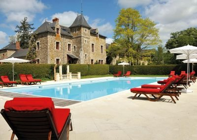 Golf-Gruppenreise-bretagne-Domaine-de-la-Bretesche-Pool2
