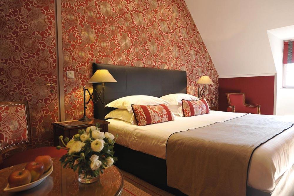 Golf-Gruppenreise-bretagne-Domaine-de-la-Bretesche-Zimmer