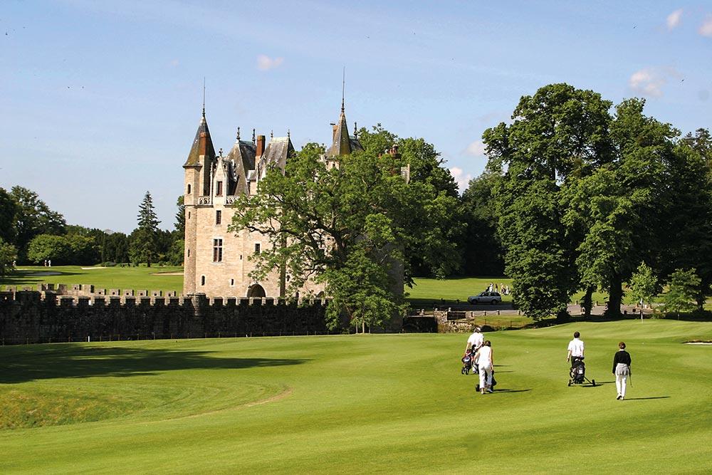 Golf-Gruppenreise-bretagne-La-Bretesche-GC