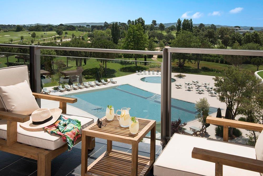 Golf-Gruppenreise-Katalonien-Camiral-Hotel