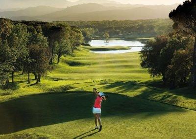 Golf-Gruppenreise-Katalonien-Catalunya--Resort-Stadium-Course