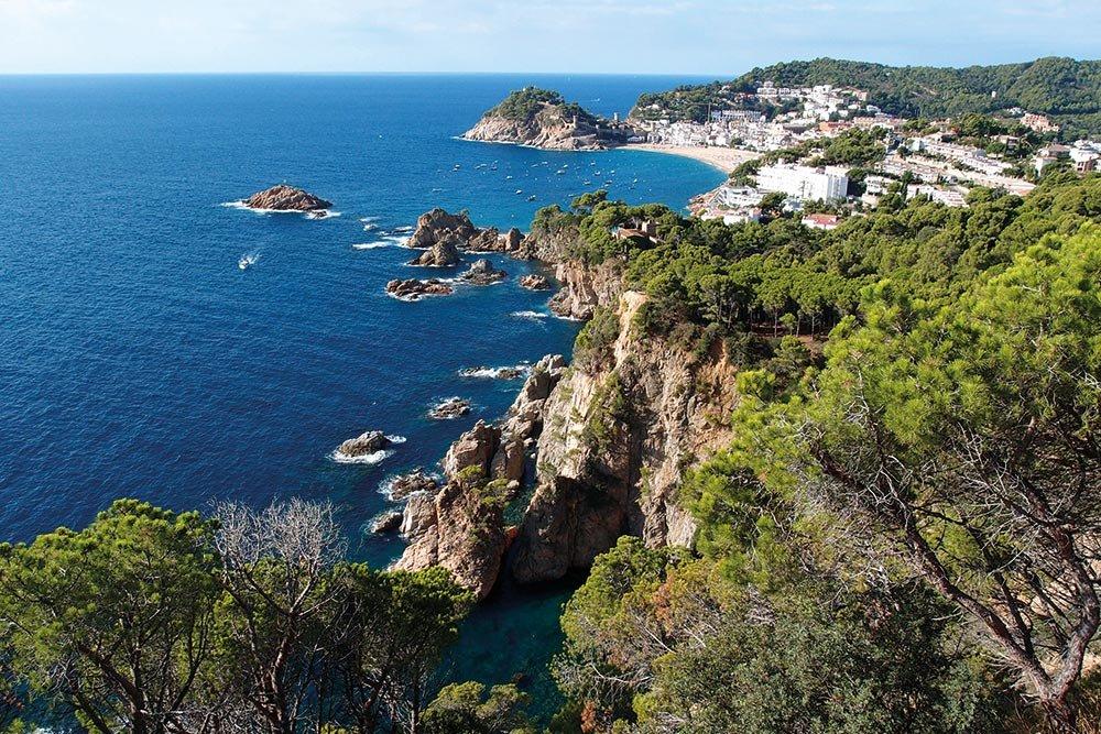 Golf-Gruppenreise-Katalonien-Costa-Brava-Küste