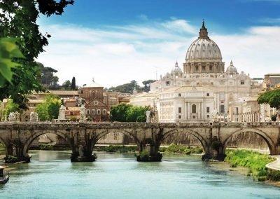 Golf-Gruppenreise-Rom-Brücke