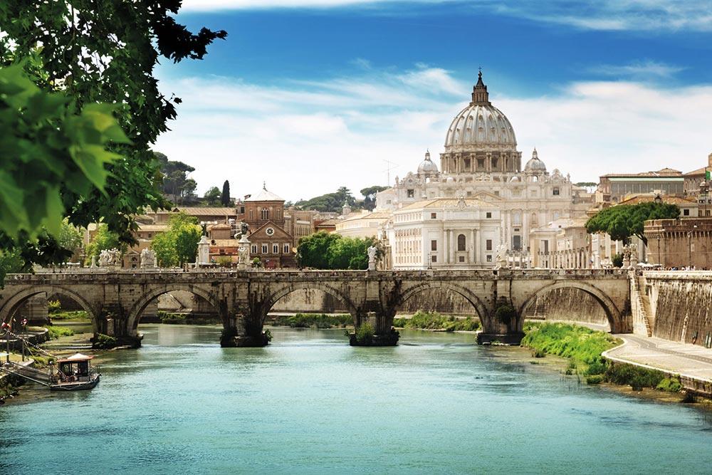 Golf-Gruppenreise-Rom-Colosseum