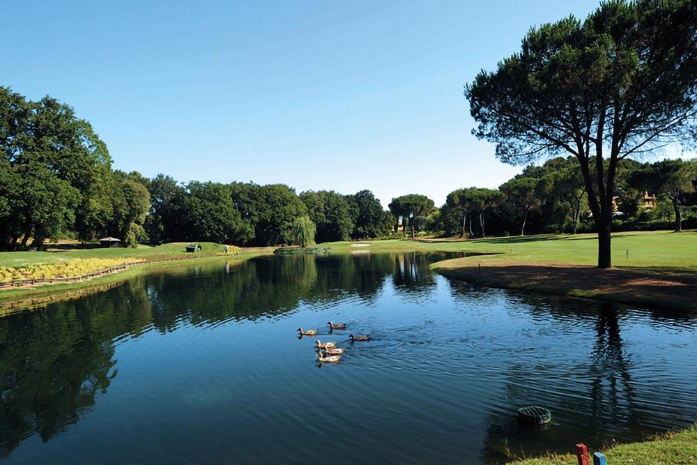 Golf-Gruppenreise-Rom-Olgiata-GC