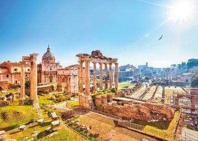 Golf-Gruppenreise-Rom-Sehenswürdigkeiten