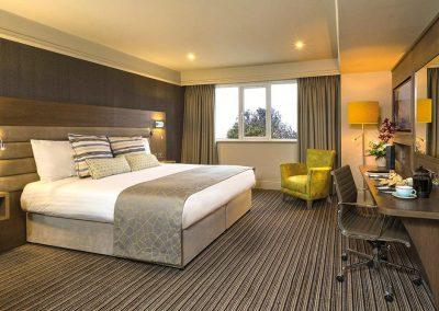 Golf-Gruppenreisen-Dublin-The-Bonnington-Hotel-Zimmer