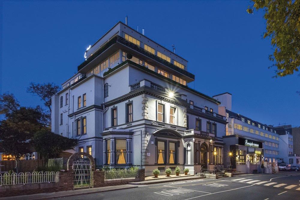 Golf-Gruppenreisen-Dublin-The-Bonnington-Hotel