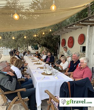 Golf-Gruppenreise-Bulgarien-Thracian-Cliffs-Argata-Bach-Dinner-2