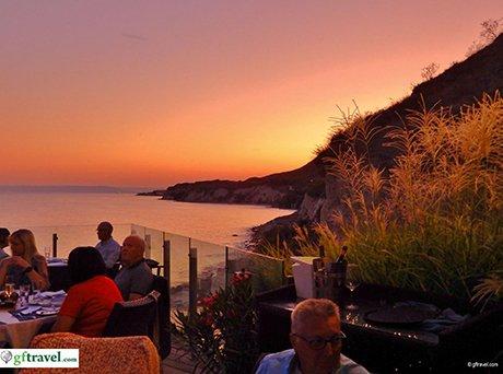 Golf-Gruppenreise-Bulgarien-Thracian-Cliffs-Reisebericht-Thracian-Cliffs-Geti-Restaurant-Farewell-aa