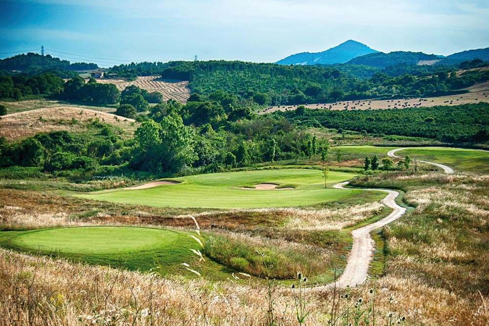 Golf-Gruppenreise-Rom-Terre-dei-consoli