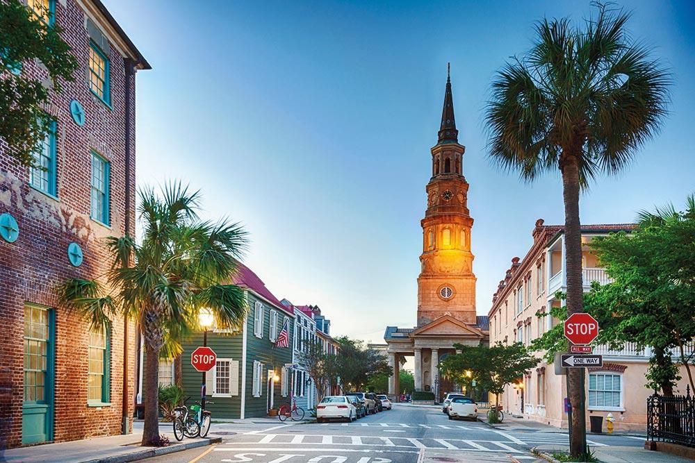 Golf-Gruppenreisen-Florida-South-Carolina-Charleston-Kulinarik-Tour