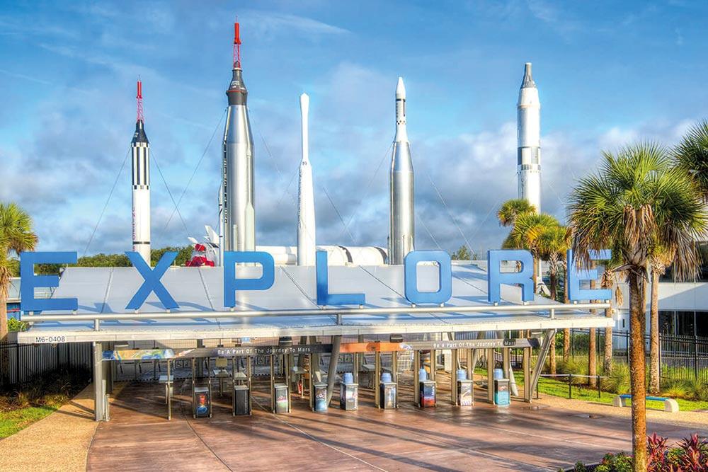 Golf-Gruppenreisen-Florida-South-Carolina-Kennedy-Space-Center
