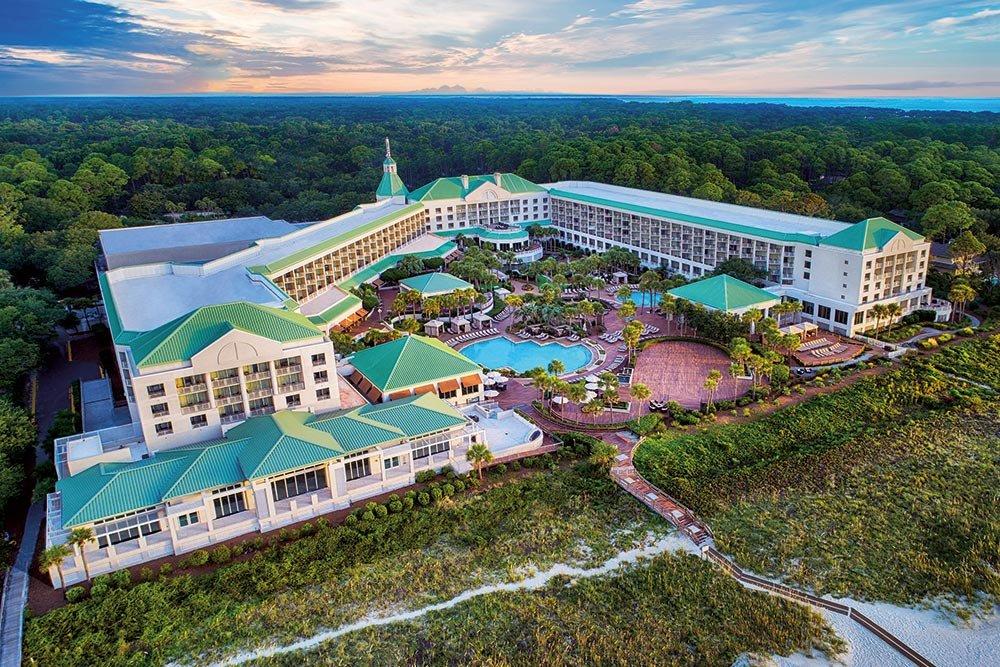 Golf-Gruppenreisen-Florida-South-Carolina-Omni-Oceanfront-Resort-Überblick