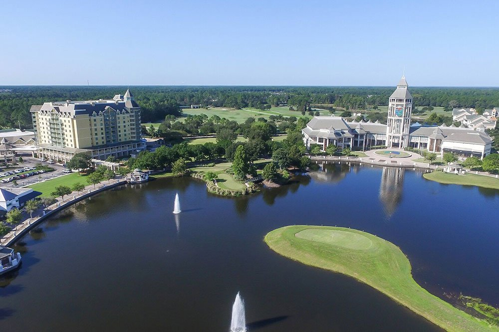 Golf-Gruppenreisen-Florida-South-Carolina-Renaissance-Hotel