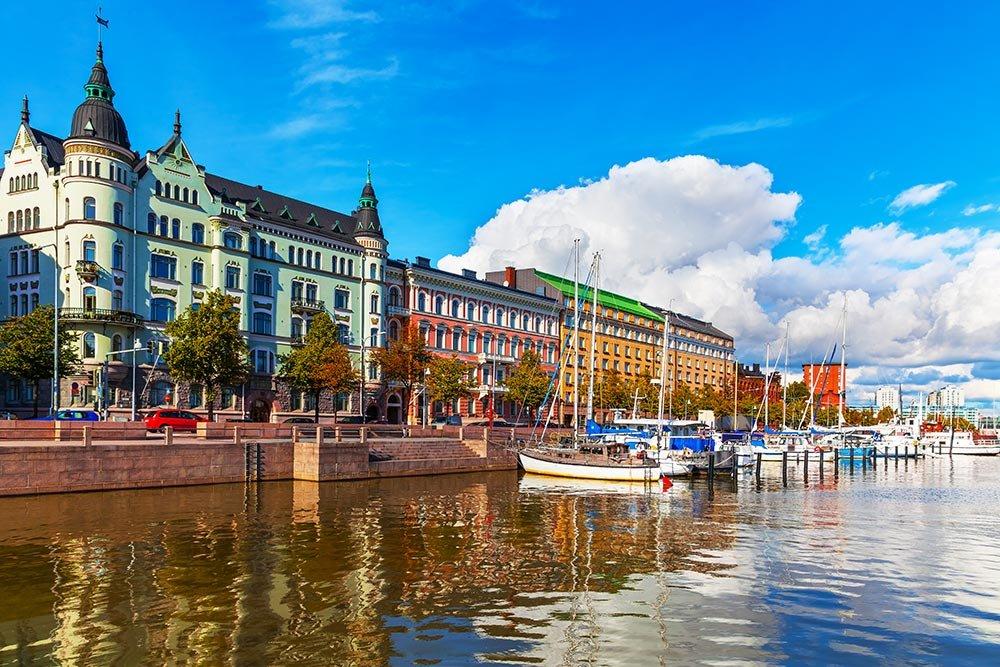 Golf-Gruppenreisen-Finnland-Helsinki-Lappland-Hilton-Kalastajantorppa
