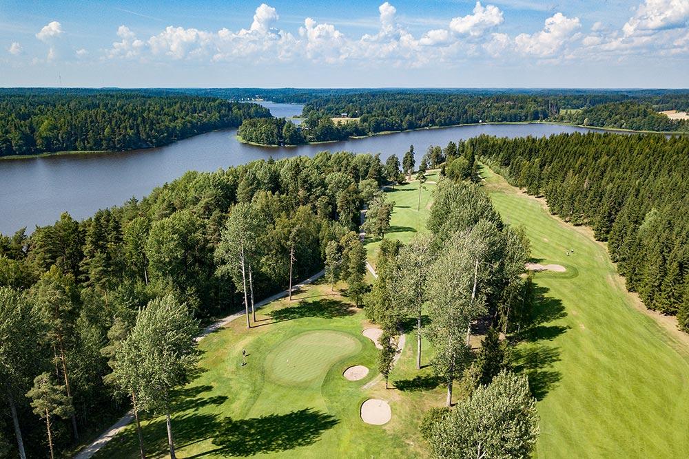 Golf-Gruppenreisen-Finnland-Helsinki-Lappland-Kurk-Golf