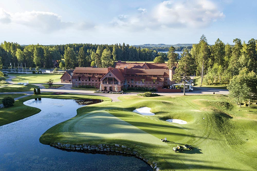 Golf-Gruppenreisen-Finnland-Helsinki-Lappland-Linna-Golf