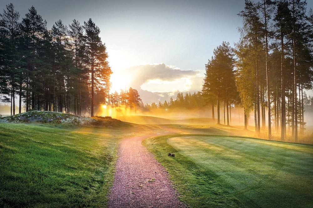 Golf-Gruppenreisen-Finnland-Helsinki-Lappland-Nordcenter