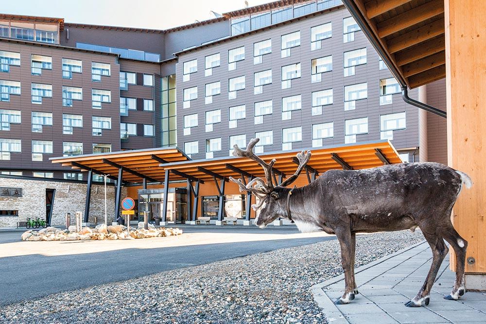 Golf-Gruppenreisen-Finnland-Helsinki-Lappland-Panorama-Hotel-Levi