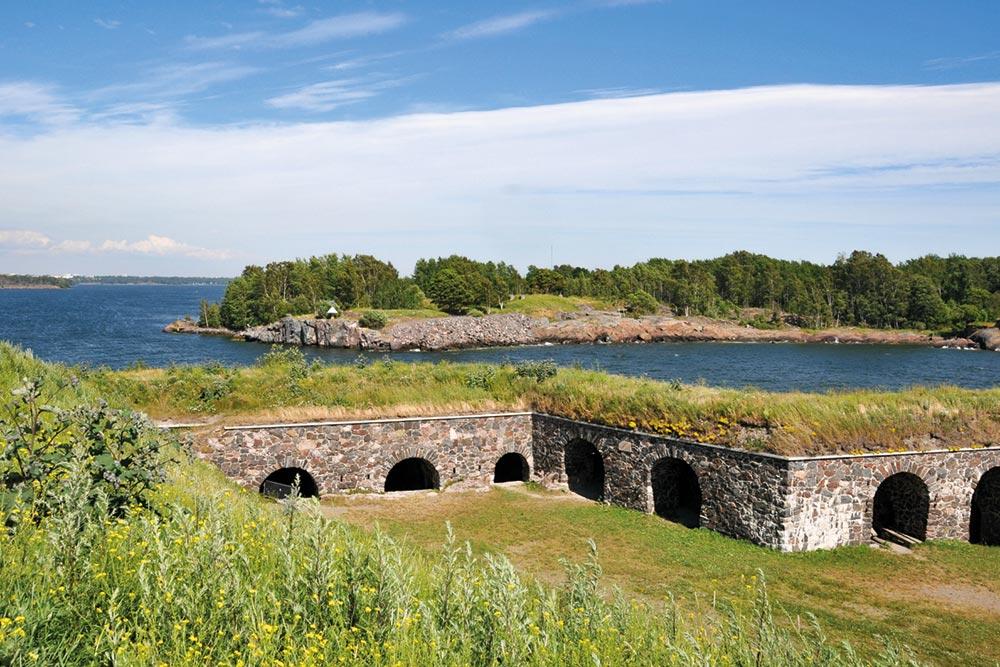 Golf-Gruppenreisen-Finnland-Helsinki-Lappland-Suomenlinna-Festung