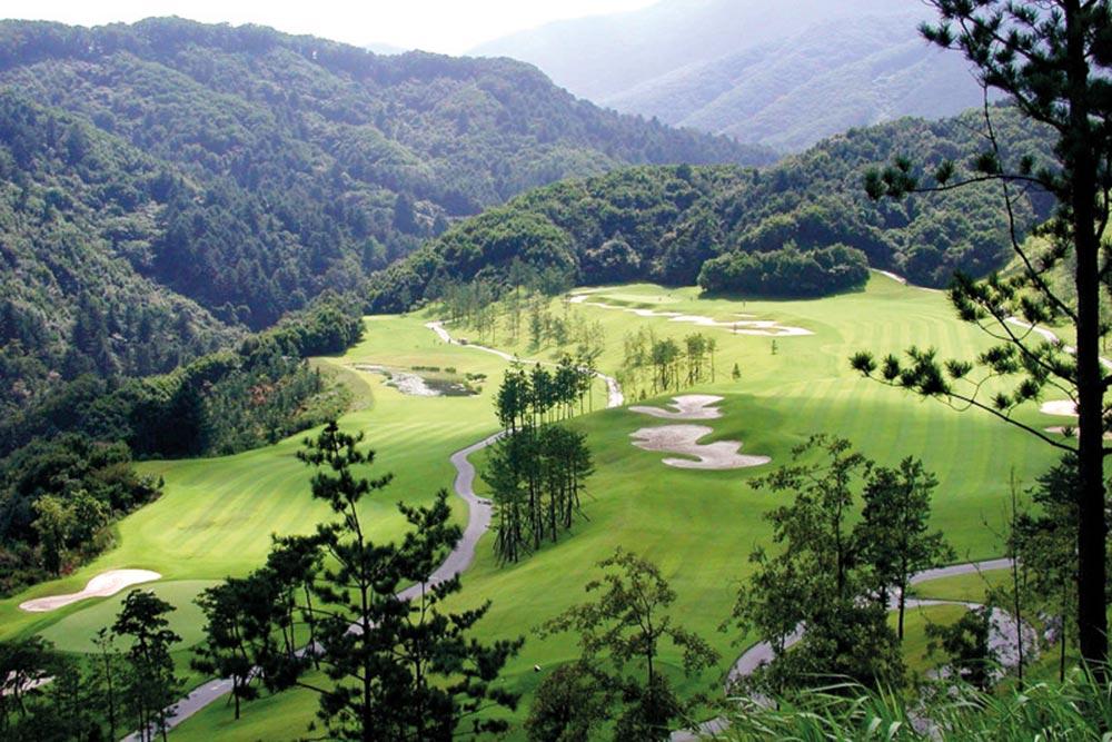 Golf-Gruppenreisen-Südkorea-Gapyeong-Benest-GC