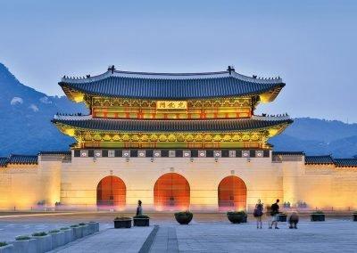 Golf-Gruppenreisen-Südkorea-Gyeongbokgung