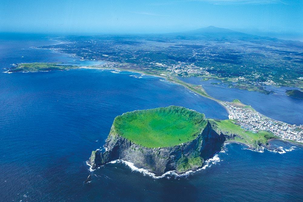 Golf-Gruppenreisen-Südkorea-Jejudo-Insel-Tour