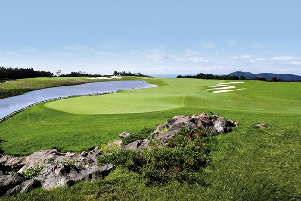Golf-Gruppenreisen-Südkorea-Lotte-Skyhill-Jeju-GC