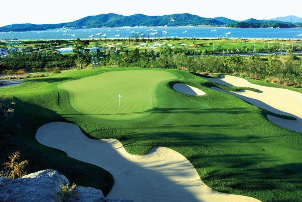 Golf-Gruppenreisen-Südkorea-Sky-72-GC