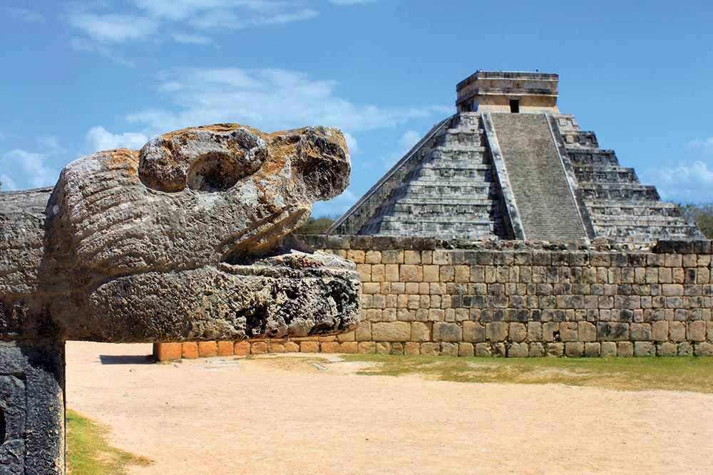 Golf-Gruppenreise-Mexiko-Chichen-Itza-Tulum-Tour