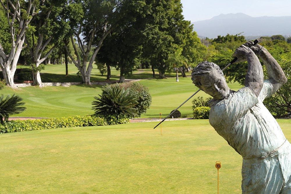 Golf-Gruppenreise-Mexiko-Cuernavaca
