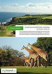 Silvester-Golfreise-Südafrika-Garden-Route-2020-Dezember-Prospekt-Cover